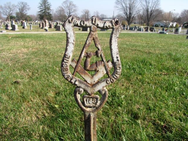 Mitchell Cemetery, Mitchell, Indiana