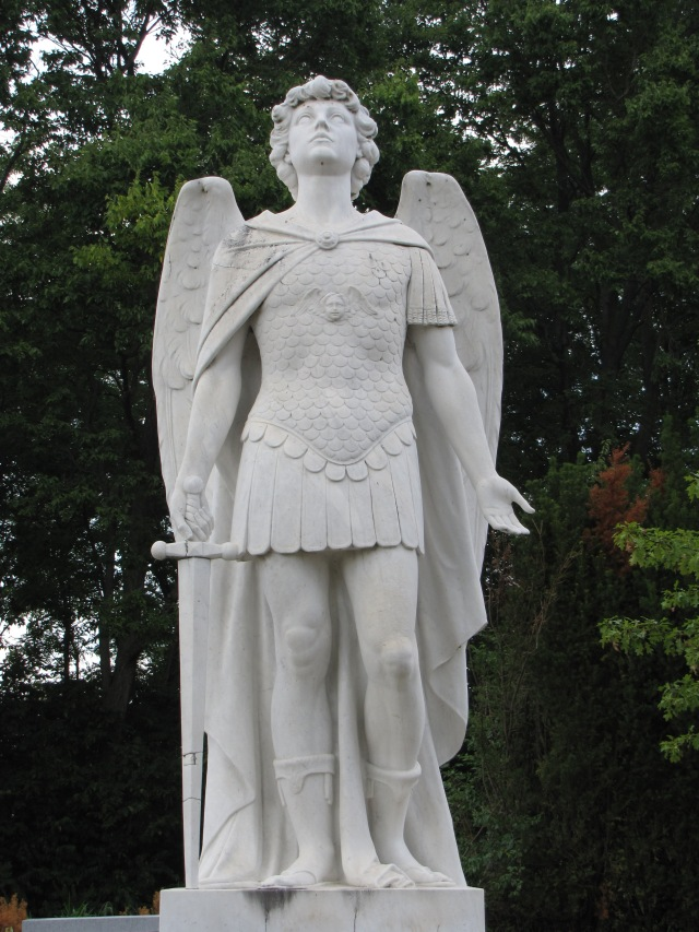 Calvary Cemetery and Mausoleums, Indianapolis, Indiana