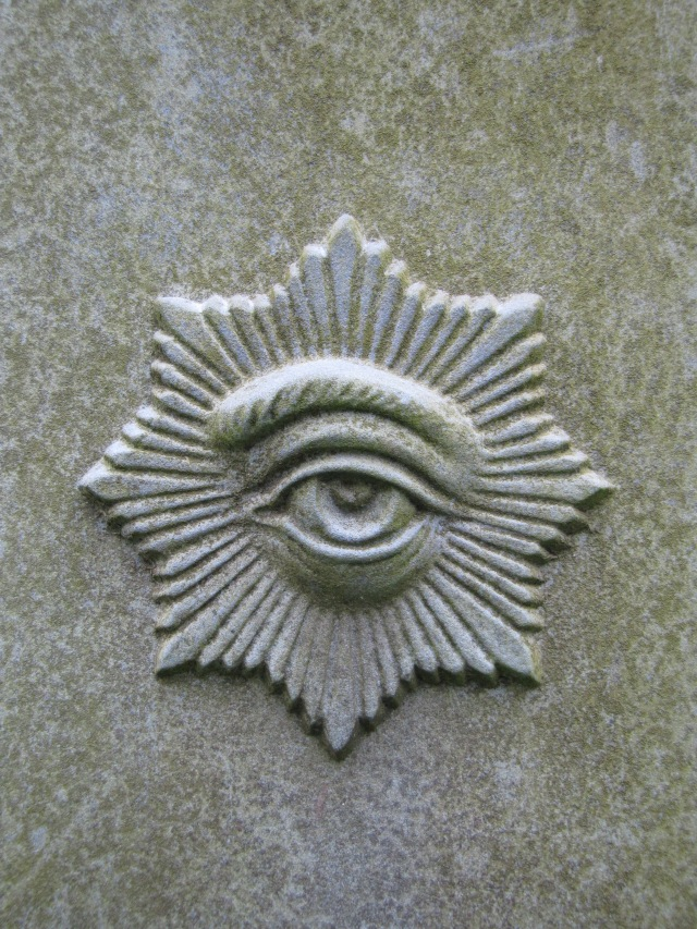 The All-Seeing Eye of God | Gravely Speaking Symbols Of Watchfulness