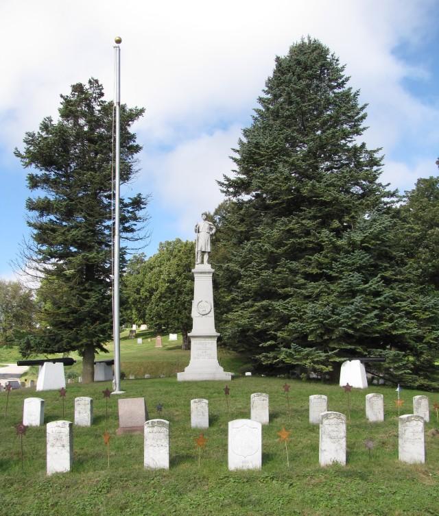 Forest Lawn Cemetery, Omaha, Nebraska