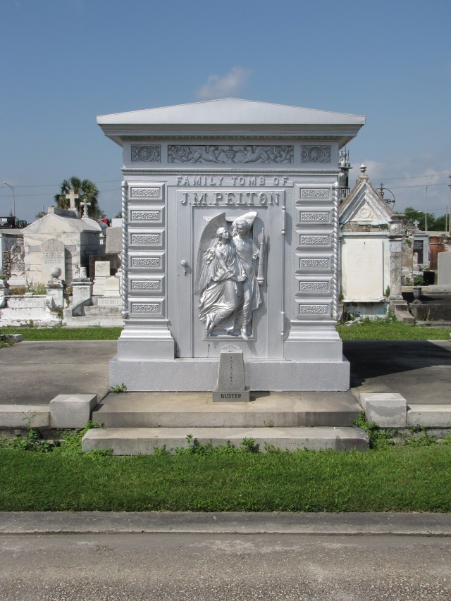 Greenwood Cemetery, New Orelans, Louisiana