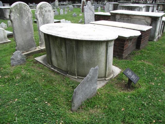 Christ Church Burial Ground, Philadelphia, Pennsylvania