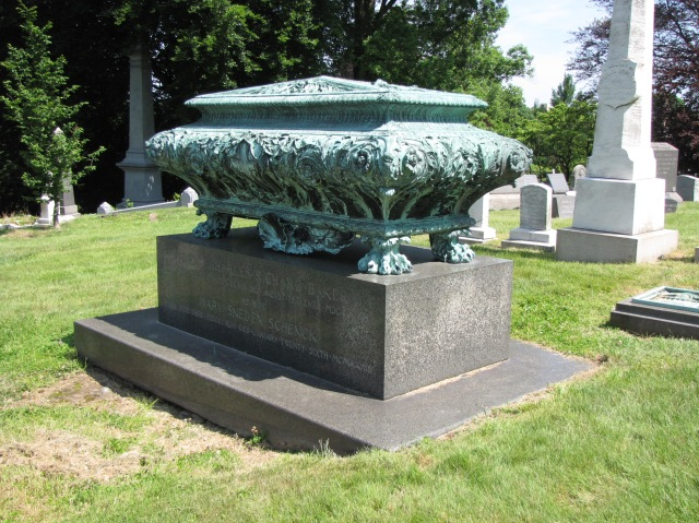 Green-Wood Cemetery, Brooklyn New York