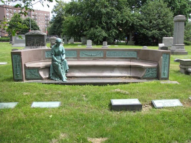 Green-Wood Cemetery, Brooklyn, New York
