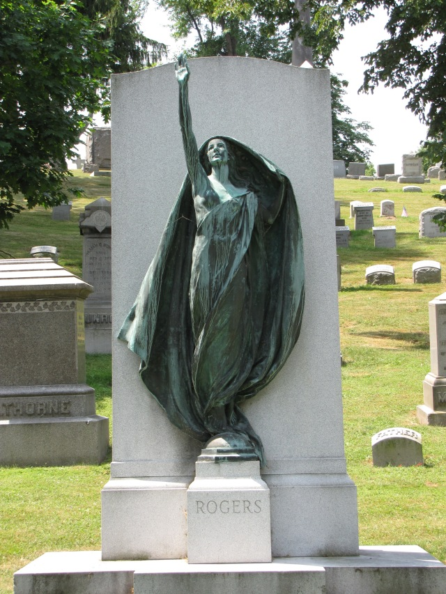 Forest Lawn Cemetery, Buffalo New York