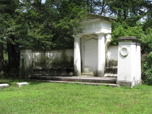 Sleepy Hollow Cemetery, Sleepy Hollow, New York