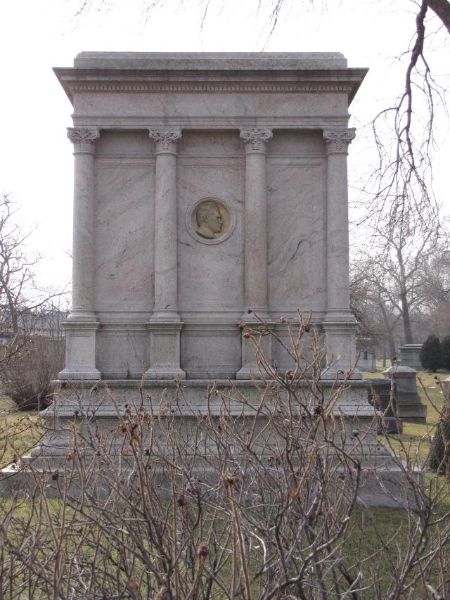 Graceland Cemetery, Chicago, Illinois