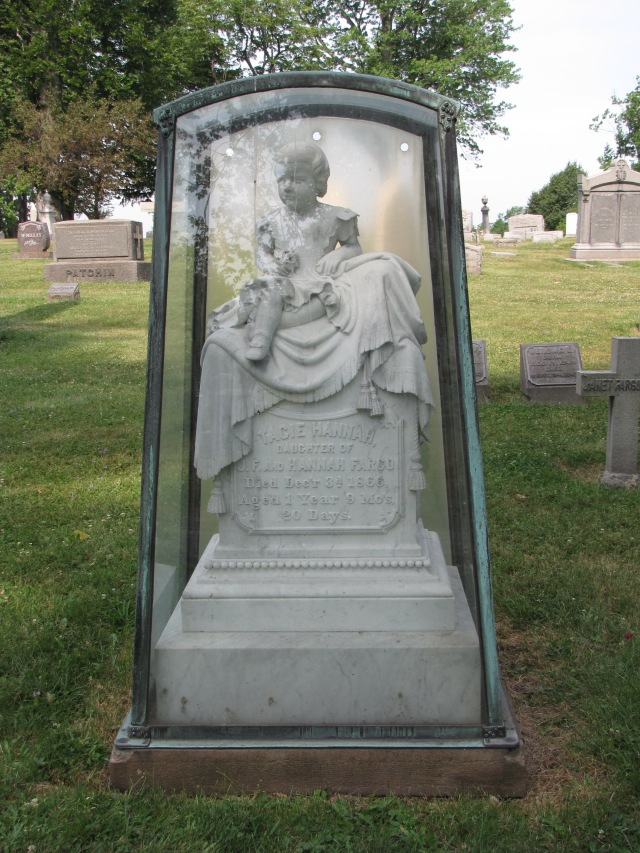 Forest Lawn Cemetery, Buffalo, New York