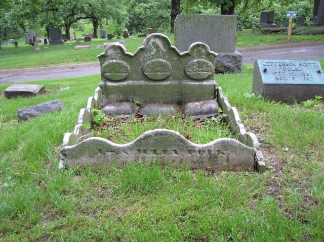 Woodland Cemetery, Des Moines, Iowa