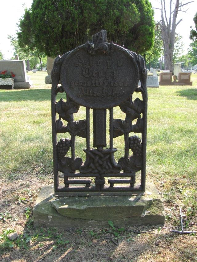 Oakland Cemetery, Sandusky, Ohio