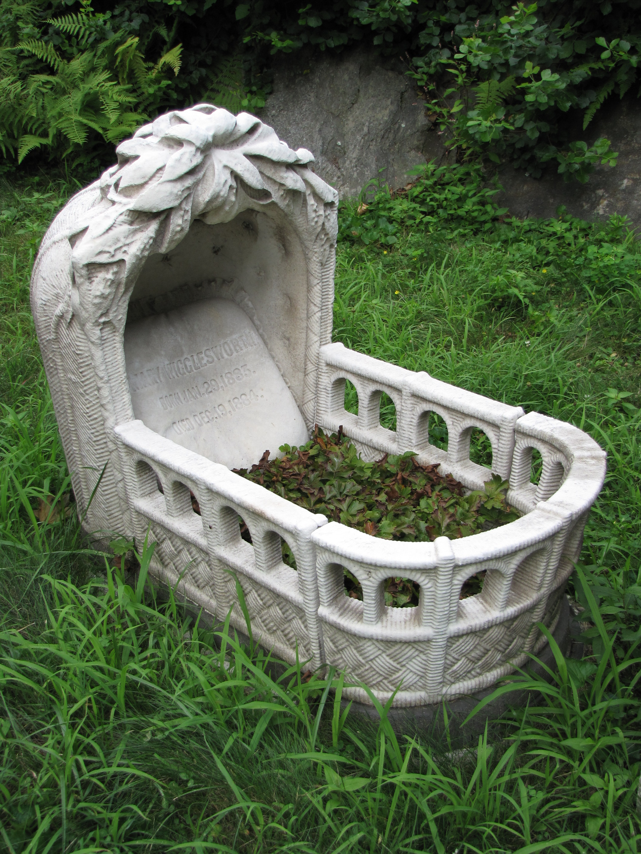 An Empty Bassinet Gravely Speaking