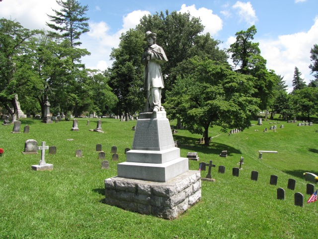 Frankfort Cemetery, Frankfort, Kentucky