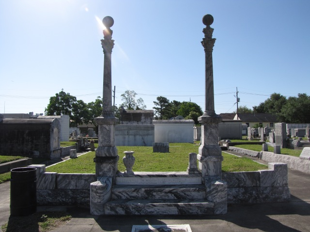 Masonic Cemetery, New Orleans, Louisiana