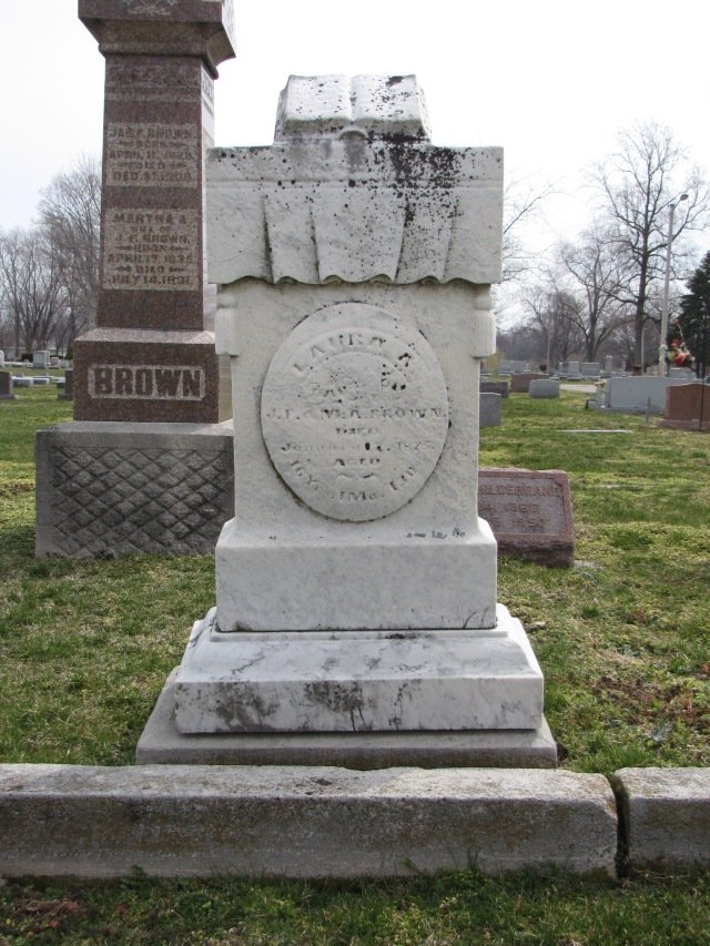 Greenlawn Cemetery, Franklin, Indiana