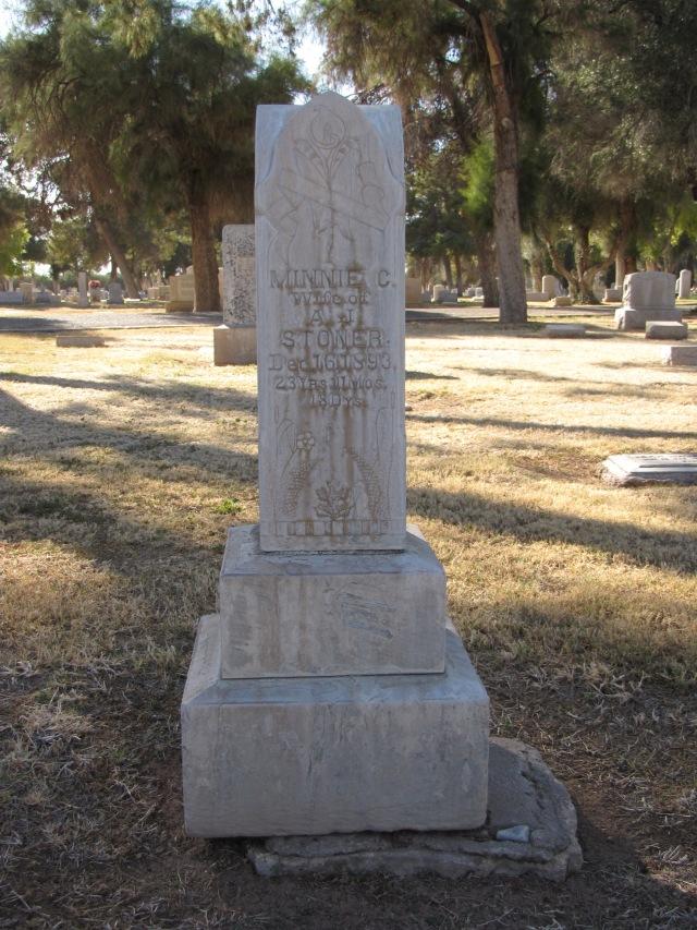 Greenwood Cemetery, Phoenix, Arizona
