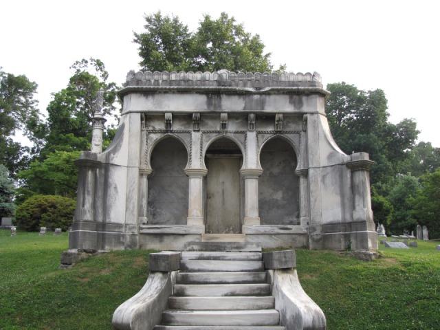 Cavehill Cemetery, Louisville, Kentucky