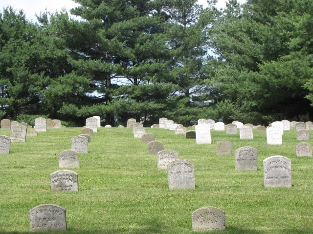 Main Amana Cemetery, Main Amana, Iowa