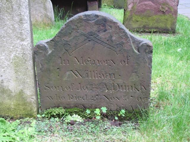 Trinity Churchyard Cemetery, New York, new York