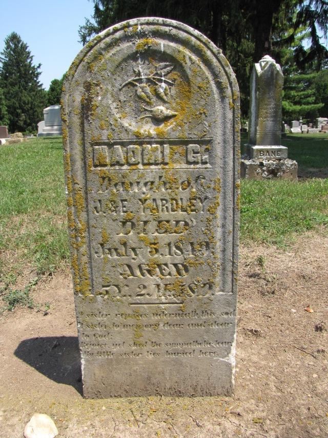 Mt. Calvary Cemetery, Columbus, Ohio
