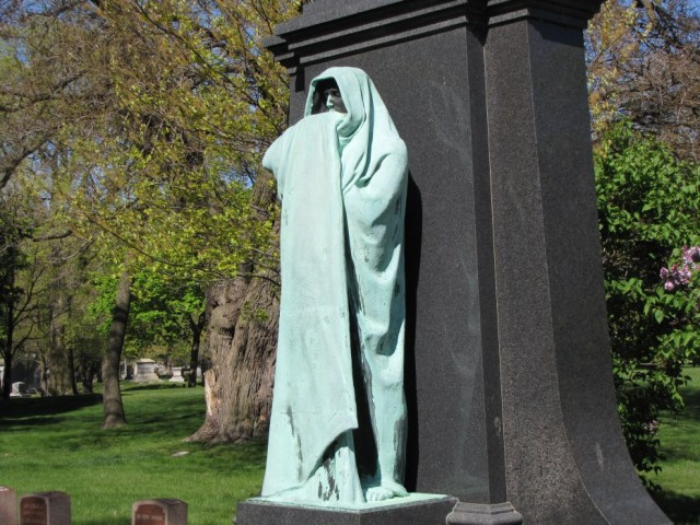 Graceland Cemetery, Chicago, Illinois