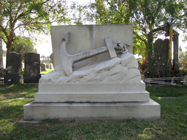 Hollywood Forever Cemetery, Hollywood, California