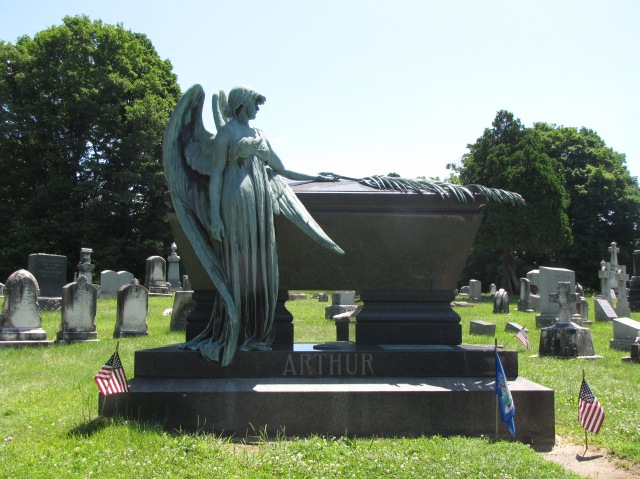 Albany Rural Cemetery, Menands, New York