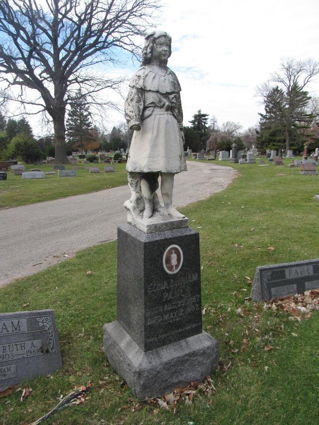 St. Luke Cemetery, Chicago, Illinois