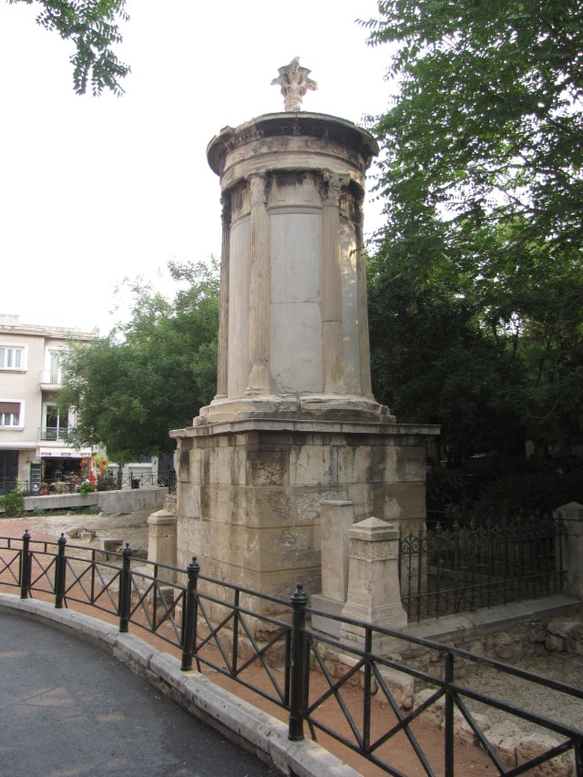 The Choragic Lysicrates Monument, Athens, Greece