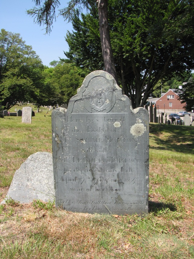 Burial Hill, Plymouth, Massachusetts