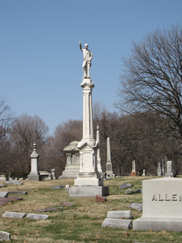 Crown Hill Cemetery, Indianapolis, Indiana