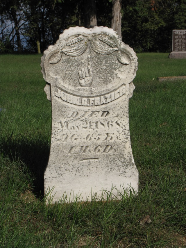 Frazier Cemetery, Harrison County, Iowa