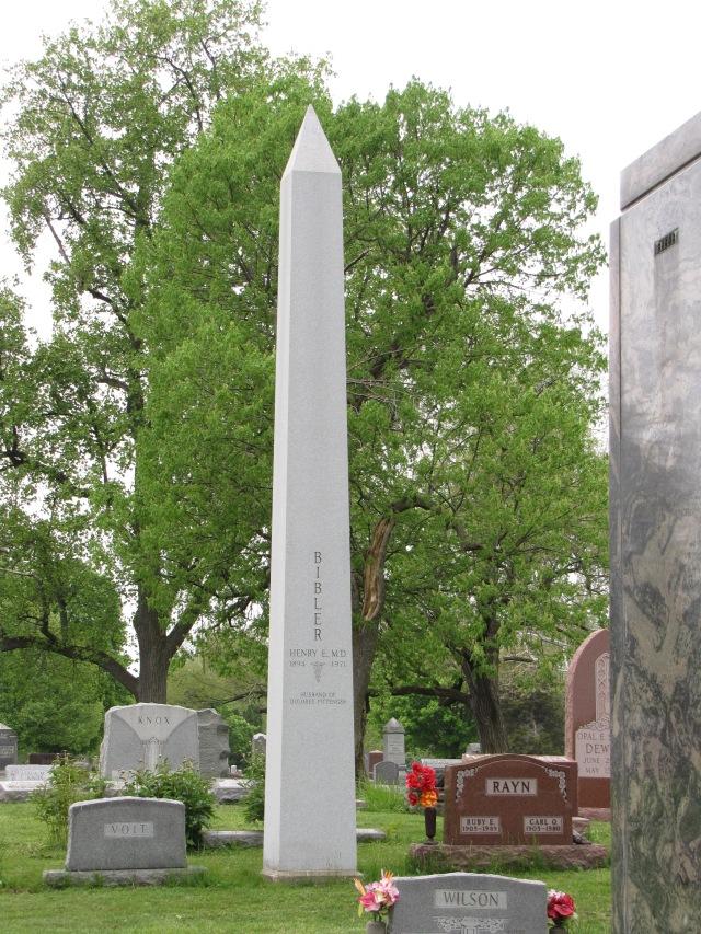 Beach Grove Cemetery, Muncie, Indiana
