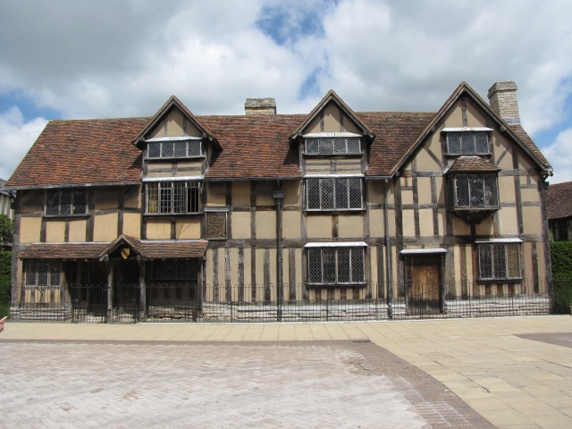 William Shakespeare's birthplace