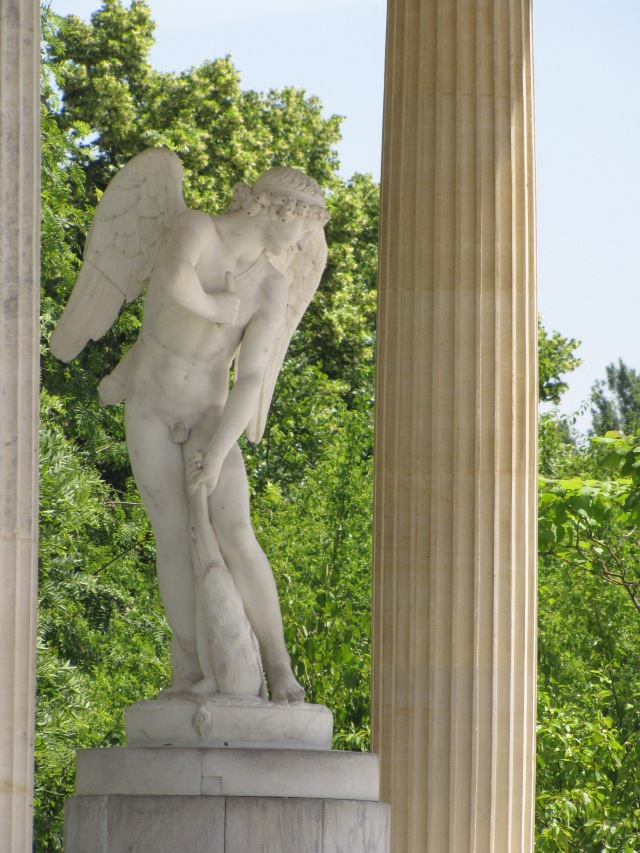 Cupid, Temple of Love, Palace of Versailles