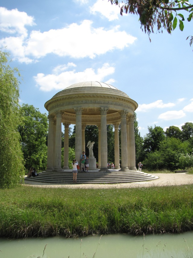 Temple of Love at the Palace of Versailles