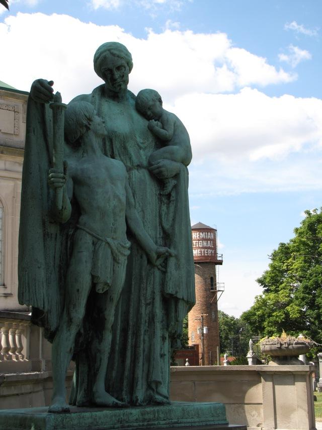 Bohemian National Cemetery, Chicago, Illinois