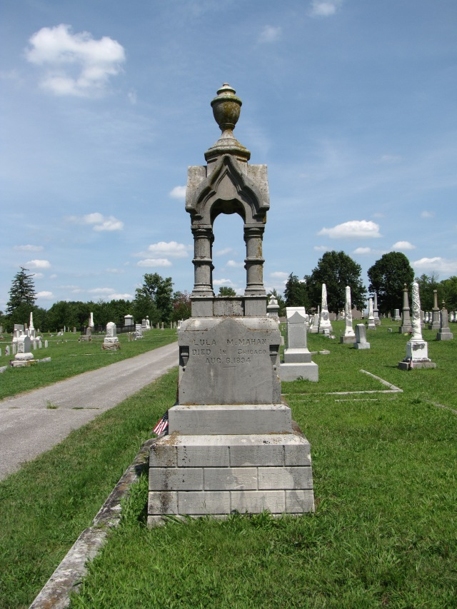 Crown Hill Cemetery, Salem, Indiana