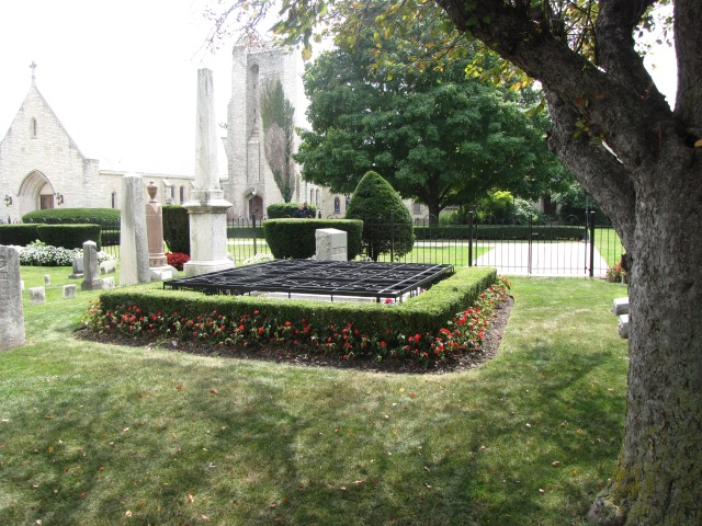 Henry Ford Gravesite, Ford Cemetery, Detroit, Michigan