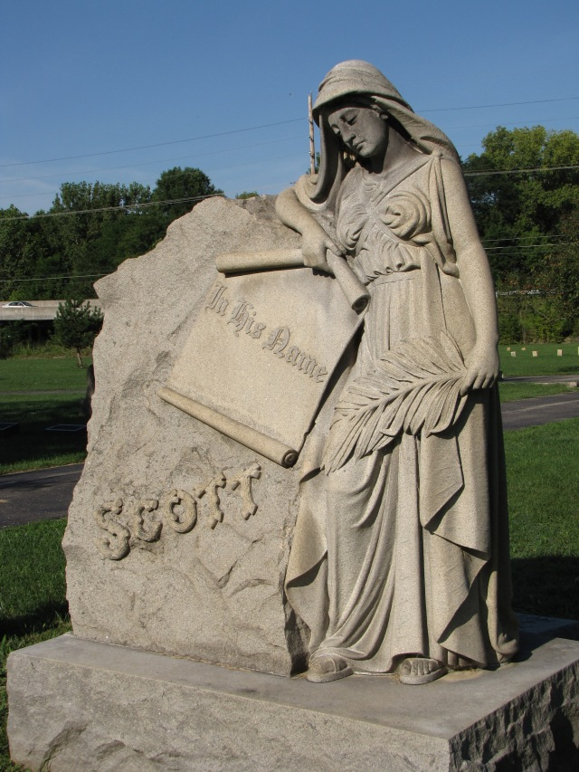 Springdale Cemetery, Madison, Indiana