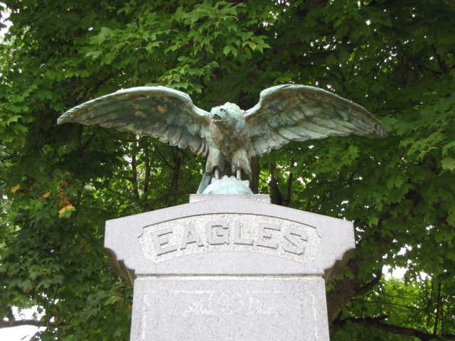 Oak Hill Cemetery, Evansville, Indiana