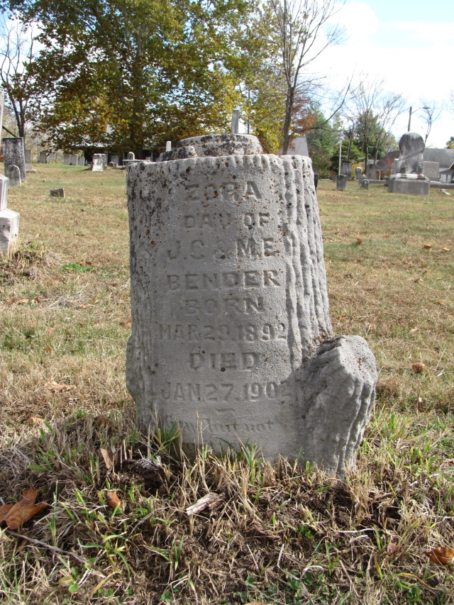 Rose Hill Cemetery, Bloomington, Indiana