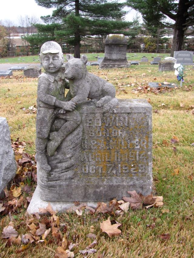 Locust Hill Cemetery, Evansville, Indiana