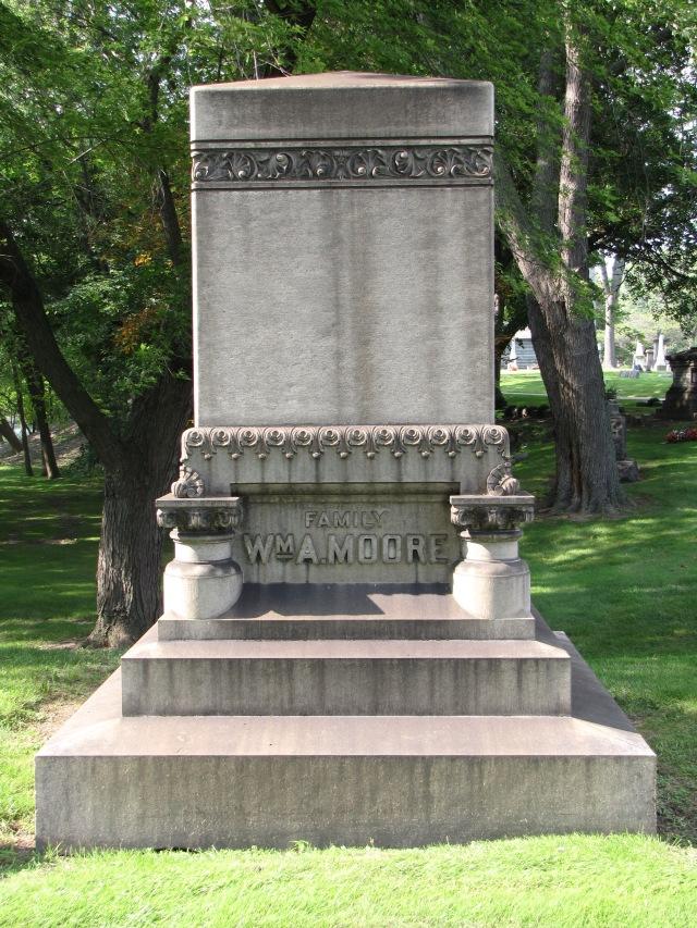 Elmwood Cemetery, Detroit, Michigan