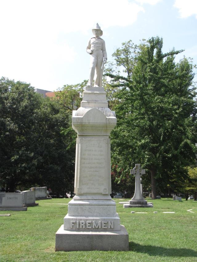 Elmwood Cemetery at Charlotte, North Carolina