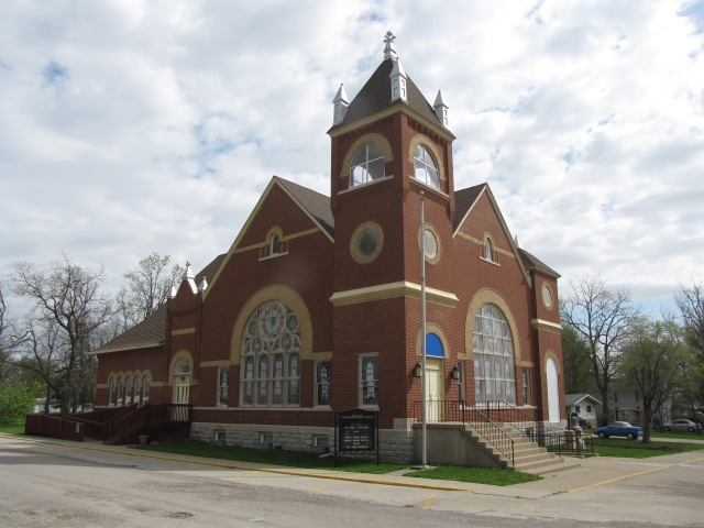 Methodist Church, Moulton, Iowa